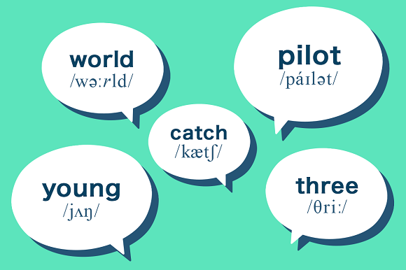 英語の発音