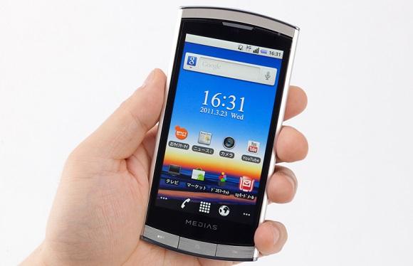 iPhoneやAndroidなどのスマートフォン