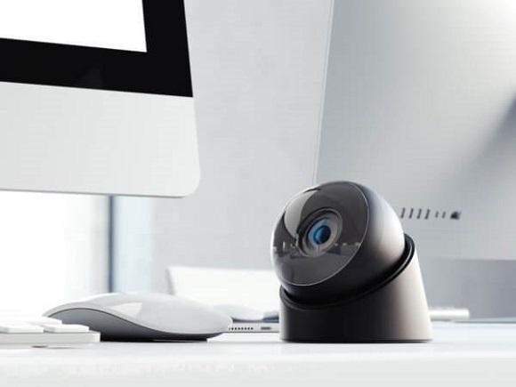 設置タイプのWebカメラ