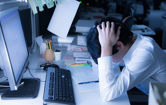 英語の学習でストレスが溜まる理由