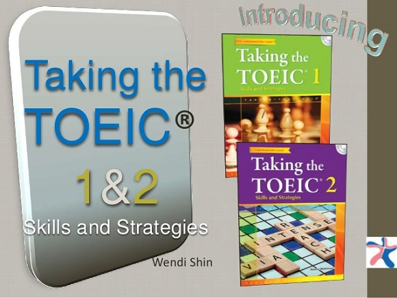Taking the TOEIC