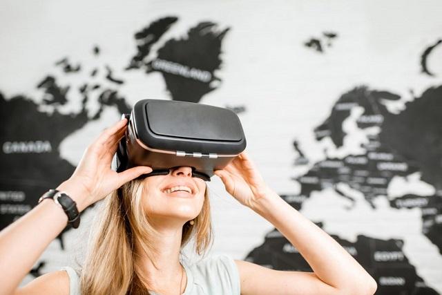 VR英会話