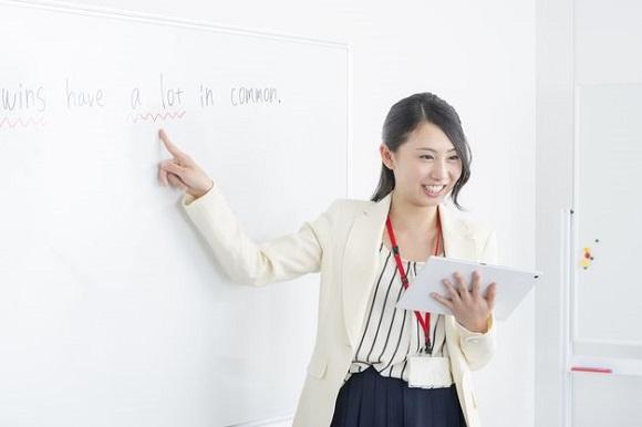英会話の講師